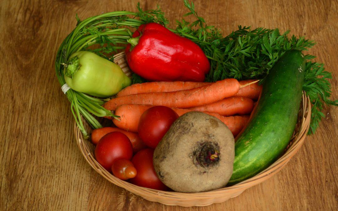 Sezónní zelenina aneb jaké ovoce a zeleninu vaše tělo v průběhu roku nejvíce ocení?