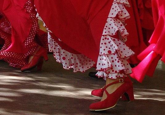 Flamenco a moje cesta k ženské energii