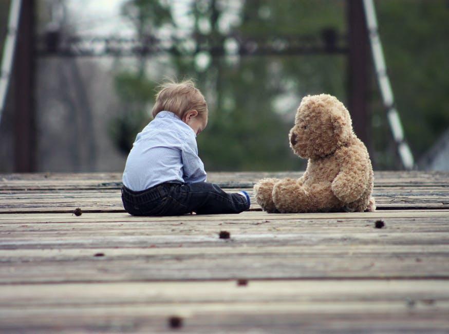 Pohádka pro dospělé – O tom, co nám chybí od maminky
