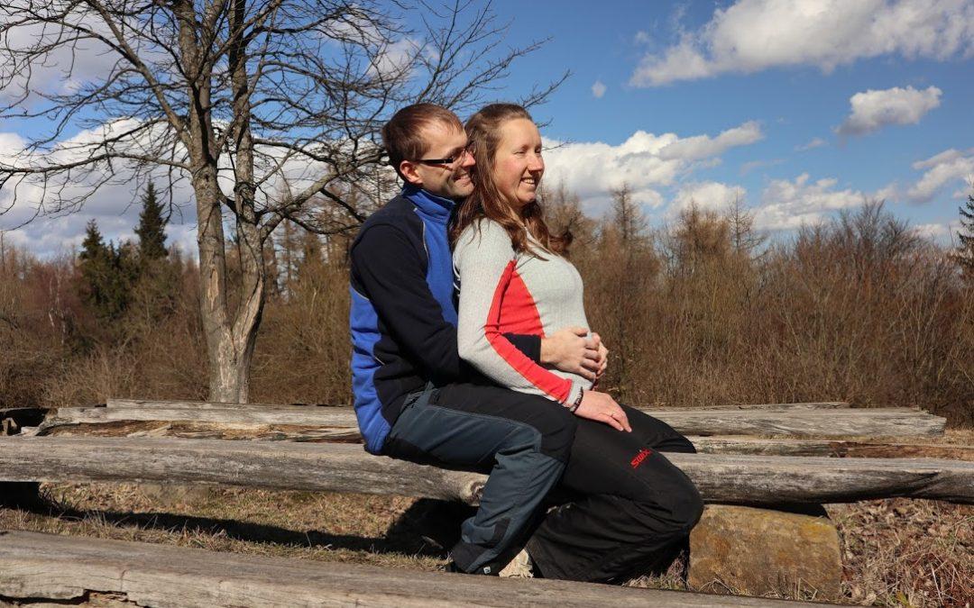Moje cesta k těhotenství