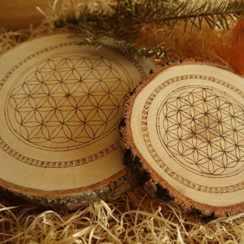 Harmonie ve dřevě